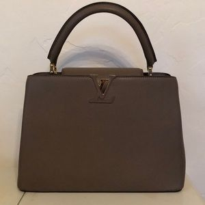 Louis Vuitton Capucines Mm Maude